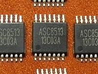 ASC8513 TSSOP-14 - контроллер заряда, фото 1