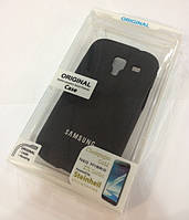 Celebrity TPU cover case for Samsung S6310/S6312, black