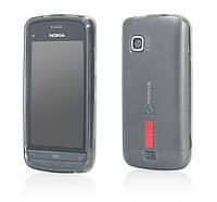 Capdase Soft Jacket 2 Xpose Black for Nokia C5-03