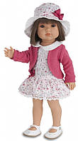 Кукла BELLA PAMELA 45 см Antonio Juan 2803
