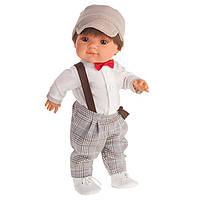 Кукла мальчик в костюмчике FARITA 38 см Antonio Juan 2257