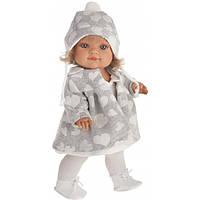 Кукла FARITA ABRIGO GRIS 38 см Antonio Juan 2261