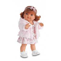 Кукла FARITA CHAQUETA PELO 38 см Antonio Juan 2253