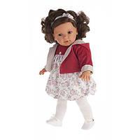Кукла LULA CHAQUETA 55  см Antonio Juan 1888