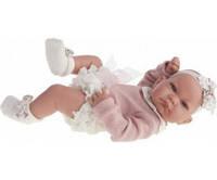 Кукла младенец NICA BRAGUITA 42 см Antonio Juan 5096