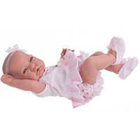 Кукла младенец NINA 42 см Antonio Juan 5085