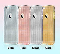 Shine TPU case for iPhone 5/5s mixcolor