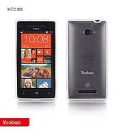 Yoobao 2 in 1 Protect case for HTC 8X, white (PCHTCT8X-WT)