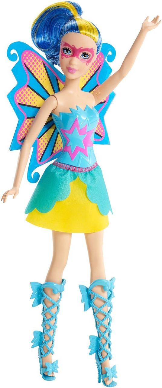 Barbie Супер Принцесса Эбби голубая Barbie in Princess Power Doll Blue