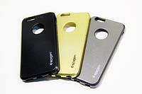 Apple iPhone 6 plus/6s plus SGP TPU case Black
