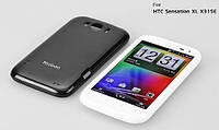 Yoobao 2 in 1 Protect case for HTC Sensation XL X315e, black (PCHTCX315E-BK)