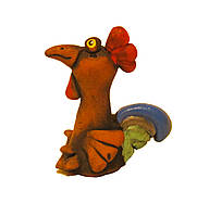Керамічна фігурка Півник