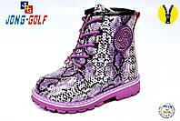 Ботинки зимние для девочки р 28-32