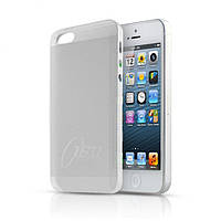 ItSkins Zero.3 cover case for iPhone 5/5S, white (APH5 ZERO3 WITE)