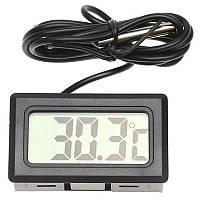 Термометр с выносным датчиком и ЖК дисплеем