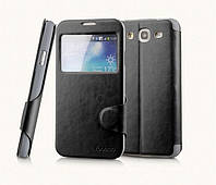 Yoobao Fashion leather case for Samsung i9150 Galaxy Mega 5,8, black (LCSAMI9150-FBK)