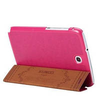Xundd leather case for Samsung N5100 Galaxy Note 8.0, pink