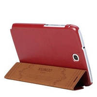 Xundd leather case for Samsung N5100 Galaxy Note 8.0, red