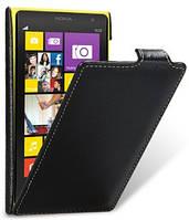 Melkco Jacka leather case for Nokia Lumia 1020, black (NKLU10LCJT1BKLC)