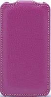 Melkco Jacka leather case for Samsung i8160 Galaxy Ace II, purple (SSAC81LCJT1PELC)