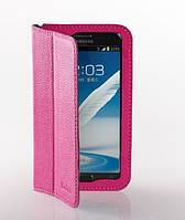 Yoobao Executive leather case for Samsung N7100 Galaxy Note 2, rose (LCSAMN7100-ERS)