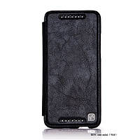 HOCO Crystal leather case for HTC One Mini, black (HT-L012)