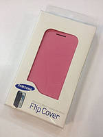 Book leather case for Samsung N5100, pink