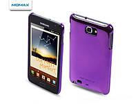 Momax Ultra Tough Shiny case for Samsung i9220 Galaxy Note, purple (CHUTSANOTEEU)