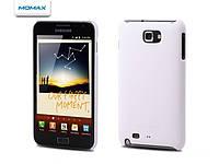 Momax Ultra Tough Slim case for Samsung i9220 Galaxy Note, white (CHUTSANOTEAW)