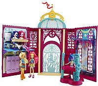 Большой набор Школа Кантерлот My Little Pony Equestria Girls Canterlot High School Оригинал!