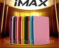 "Чехол iMAX для iPad Pro pink gold blue red 12.9"" (2017)"