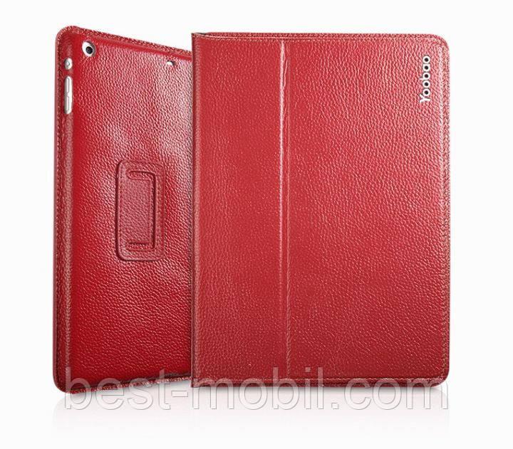 Yoobao Executive leather case for iPad Air, red (LCIPADAIR-ERD)