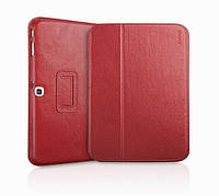 Yoobao Executive leather case for Samsung P5200 Galaxy Tab 3/4 10.1, red (LCSAMP5200-ERD)