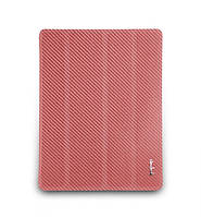 NavJack Corium series special edition case for iPad 2/3/4, burnt sienna (J012-85)