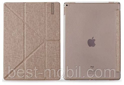 Momax Flip cover case for iPad Pro, gold (FCAPIPADPL)