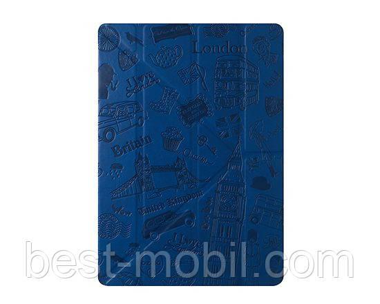 Multi-angle smart case for iPad Air, London (OC111LD) Ozaki