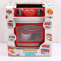 Набор газовая плита, духовка, посудка