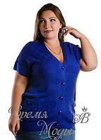 Жилет синий с карманами. 3 цвета. р.52-58 единый.