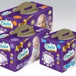 Новие Подгузники детские DADA Premium МЕГАПАК MEGA Dada 5 (15-25кг) 84 шт
