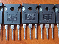 IRG4PC50W / G4PC50W TO-247AC - 600V 27A NPT IGBT транзистор Refurb, фото 1