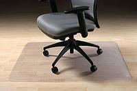 Коврик под стул прозрачный / Защитный коврик под офисное кресло / Коврик под  кресло 100х200 см, 2 см