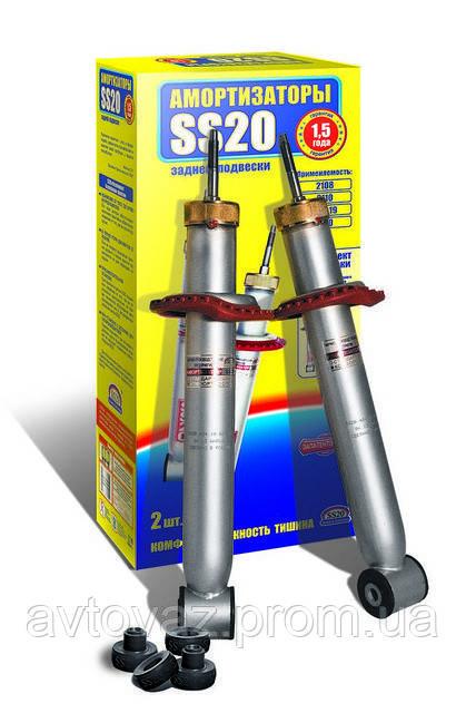 Амортизаторы, стойки, SS20 ВАЗ 2110, 2111, 2112 задние н/о. Комфорт