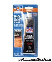 Permatex Термостойкий черный силиконовый клей-герметик