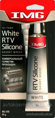 Герметик - Формирователь прокладок силиконовый универсальный белый