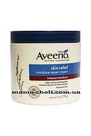 Увлажняющий восстанавливающий крем для тела Skin Relief Aveeno