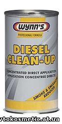 Wynns Diesel Clean-up - Очиститель дизельной топливной системы