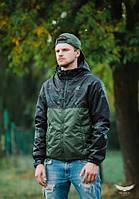 Куртка ветровка Gatuso Green