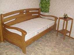 """Дубовый диван-кровать """"Луи Дюпон Люкс."""" 2"""