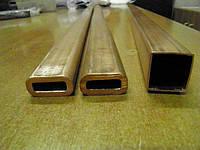 Трубы  латунные и медные плоскоовальные,прямоугольные,квадратные САЙТ pipeinnovation.com.ua