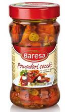 Вяленые помидоры в масле Baresa Pomodori secchi 280 гр.
